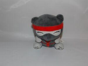 "Russ 5"" Me Bears NINA NINJA Plush Fantasy Collection Plush (*4b)"