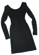 Apart Impressions Damen Kleid Festlich Abendkleid Gr.34 Schwarz Spitze Elastisch
