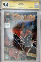 Spawn #5 (October 1992, Image) CGC 9.4 SIGNED