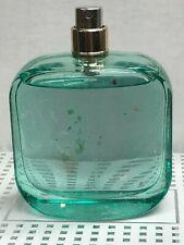 LACOSTE EAU DE LACOSTE VERT (GREEN) FOR MEN - 3.3 OZ EDT SPRAY - ROUGH BOTTLE