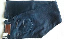 G-STAR 3301, Jeans, W28, L33, Blu, Styl: neutro, SLIM, 100% cotone, Made in Italy, Men's