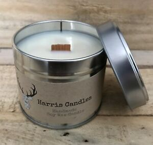 Cocoa Butter Soy Crackle wick candle