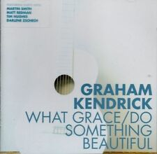 Geaham Kendrick, What Grace & Do Something Beautiful, Double CD, New