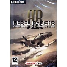 Rebel raiders Operation nighthawk JEU PC NEUF SOUS BLISTER