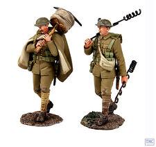 B23113 w.britain il lavoro PARTY 2 2 pezzi Ltd.. ed. di 400 imposta prima guerra mondiale