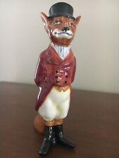 Royal Doulton fox figurine
