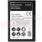 Battery BST-36 fr Sony Ericsson K320i K330 K510 Power