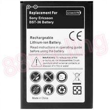 BATTERIA bst-36 Fr Sony Ericsson k320i k330 k510 Power