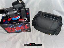 Canon EOS Rebel T6i DSLR Camera & Starter Bundle