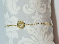 Gorjana Coin Station Bracelet.   NWNT
