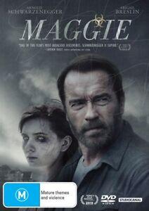 Maggie DVD Region 4  Arnold Schwarzenegger - NEW+SEALED