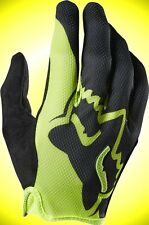 FOX DEMO XXL Yellow Black Gloves Mountain Road Bike Glove Cycling