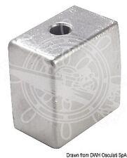 Osculati 43.317.10 | Anode pied zinc 50/200 HP Ø 3/8 x 16