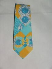 Lilly Pulitzer Cotton Floral Short Tie