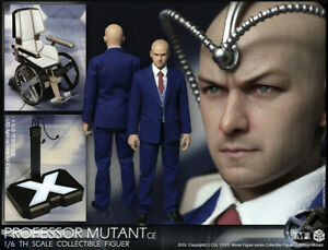CGLTOYS MF15 1/6 Mutant Professor X Charles Xavier Action Figure W/ Wheels