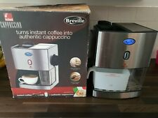Breville coffee machine Instant Coffee To Cappuccino