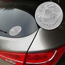 Premium Heavy Duty Round 3M Custom Flat Window Sticker - 44 MAG Bullet S