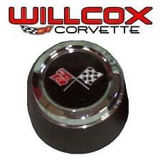 76 77 78 79 CORVETTE ALUMINUM WHEEL CENTER CAP HUB CAP EACH