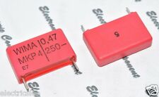 5pcs - WIMA MKP4 0.47uF (0.47µF 0,47uF 470nF) 250V 5% pich:22.5mm Capacitor