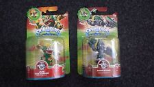 Skylanders Jade Fire Octopus + Doom Stone SWAP FORCE - NIP