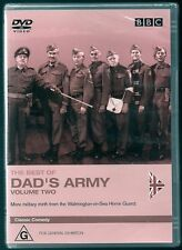 THE BEST OF DADS ARMY VOLUME TWO NEW BBC COMEDY DVD