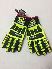 Ringers R 267 Roughneck Heavy Duty Work Gloves Impact Resistant Gloves Small