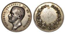 ITALIA SAVOIA Vittorio Emanuele III Medaglia - Opus Johnson