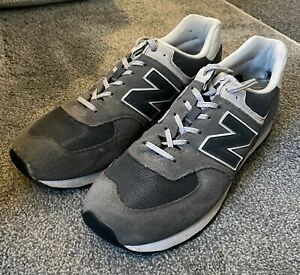 New Balance 574 Men's Trainers Size 13.5 - Grey