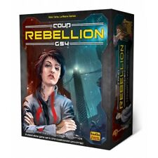 Coup Rebellion G54 Indie Boards and Cards Ibcg541