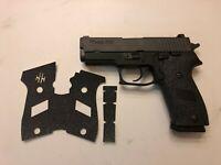 HANDLEITGRIPS Textured Rubber Gun Grip Tape Wrap for SIG SAUER P220