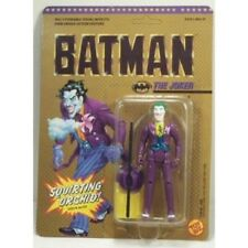 BATMAN THE JOKER FIGURE SQUIRTING ORCHID VINTAGE 1989
