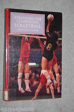 Strategies for Competitive Volleyball by Stephen D. Fraser (1988, Hardcover)