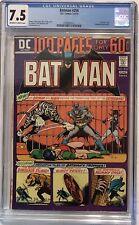 Batman #256 CGC 7.5