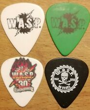 W.A.S.P. WASP - Guitar Pick set (Lawless & Duda)