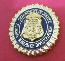 FBI VIP LAPEL PIN
