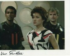 Doctor Who Autograph: JIM FINDLEY (Resurrection of the Daleks) Signed Photo