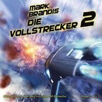 "MARK BRANDIS ""DIE VOLLSTRECKER TEIL 2"" CD HÖRBUCH NEU"
