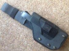 (British issued) MILITARY / POLICE BLACK  Uncle Mikes size 15 DROPLEG HOLSTER