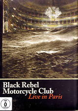 "BLACK Rebel Motorcycle Club ""Live in Paris"" 3lp + DVD SEALED"