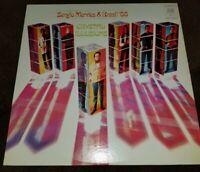 "Vintage 1969 Sergio Mendes ""Crystal Illusions"" LP - A&M Records (SP-4197) NM"