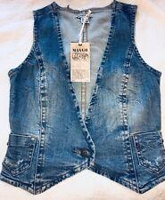 Mango Ladies Denim Jackets Size XS