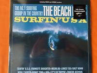 The Beach Boys - Surfin' USA  Vinyl LP 180g Album New & Sealed