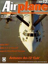 AIRPLANE 131 LOCKHEED C-5 GALAXY C-130 C-141 STARLIFTER USAF_An-12_DH.112 VENOM