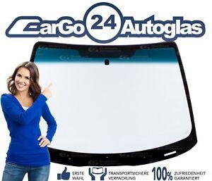 Frontscheibe Ford Focus Windschutzscheibe mit Blaukeil mit Rahmen Neu Bj 98 - 04