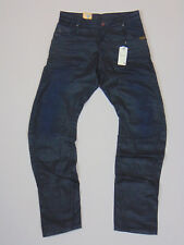 G-Star Raw New Riley 3D Loose Tapered W32 L34 RRP £124 Grime Denim Jeans