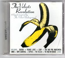 (GQ274) The Velvets Revolution, 15 tracks various artists - 2009 - Uncut CD
