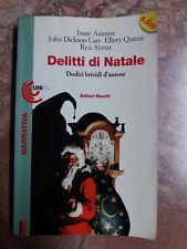 AA.VV. - DELITTI DI NATALE - EDITORI RIUNITI - 1995