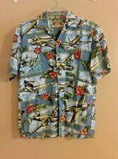 Fantastic WWII Bombers  Hawaiian Button Down Shirt - S