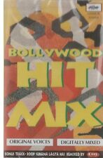 BOLLYWOOD HIT MIX - NEW BOLLYWOOD SONGS AUDIO CASSETTE - FREE UK POST