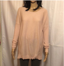 Victoria's Secret Oversized Sweater Light Pink XS